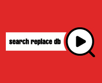 Search Replace DB WordPress